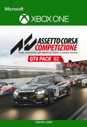 Assetto Corsa Competizione - GT4 Pack (DLC) XBOX LIVE Key EUROPE