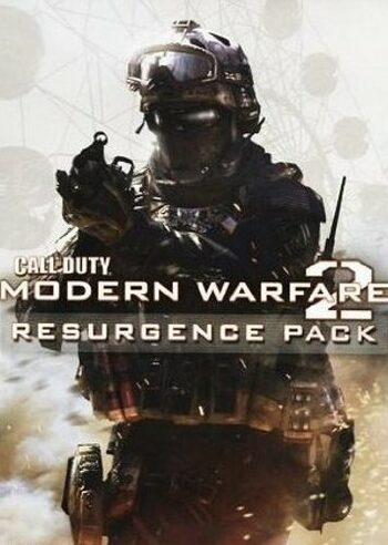 Call of Duty: Modern Warfare 2 - Resurgence Pack (DLC) Steam Key GLOBAL