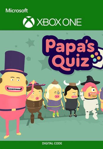 Papa's Quiz XBOX LIVE Key GLOBAL