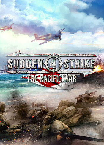 Sudden Strike 4 - The Pacific War (DLC) Steam Key GLOBAL