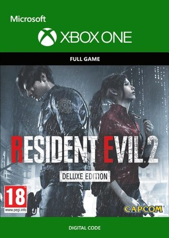 Resident Evil 2 / Biohazard RE:2 (Deluxe Edition) (Xbox One) Xbox Live Key UNITED STATES