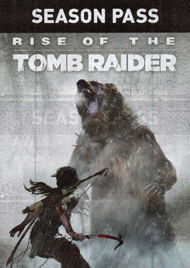 Rise of the Tomb Raider - Season Pass (DLC) Steam Key EUROPE