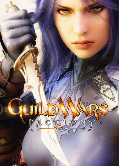 Guild Wars Factions Official website Key GLOBAL