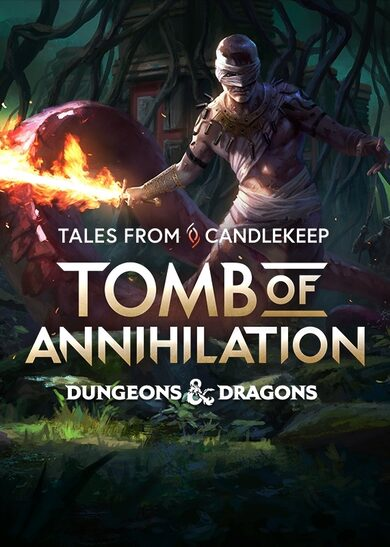 Tales from Candlekeep: Tomb of Annihilation Steam Key GLOBAL фото