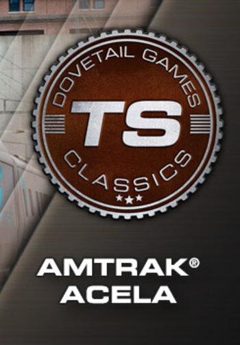 Train Simulator: Amtrak Acela Express EMU (DLC) Steam Key GLOBAL