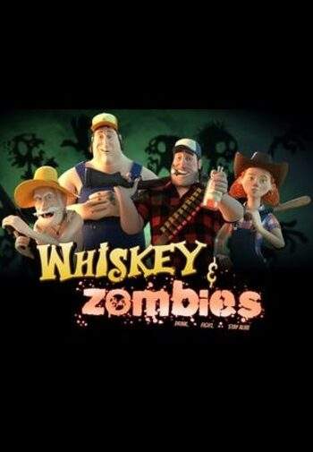 Whiskey & Zombies: The Great Southern Zombie Escape Steam Key GLOBAL