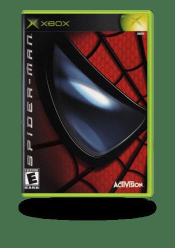 Spider-Man: The Movie Xbox