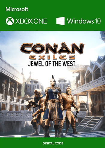 Conan Exiles - Jewel of the West Pack (DLC) PC/XBOX LIVE Key EUROPE