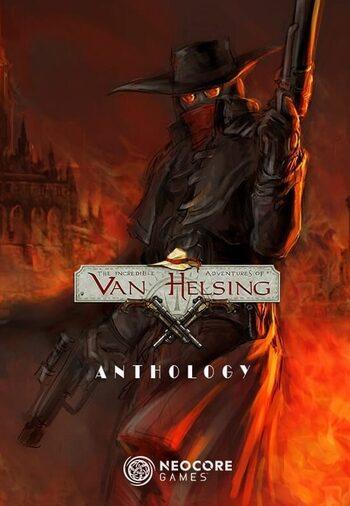 The Incredible Adventures of Van Helsing Anthology Steam Key GLOBAL
