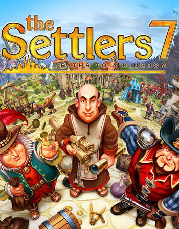 The Settlers 7 Uplay Key GLOBAL
