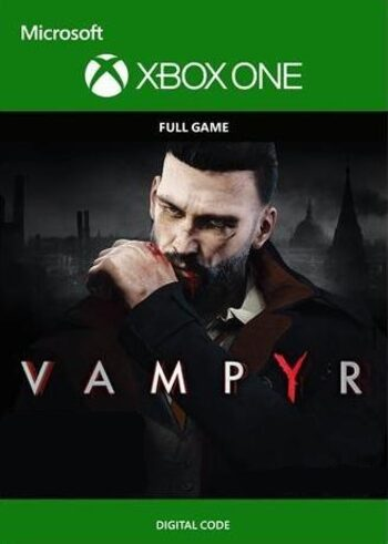 Vampyr (Xbox One) Xbox Live Key UNITED STATES