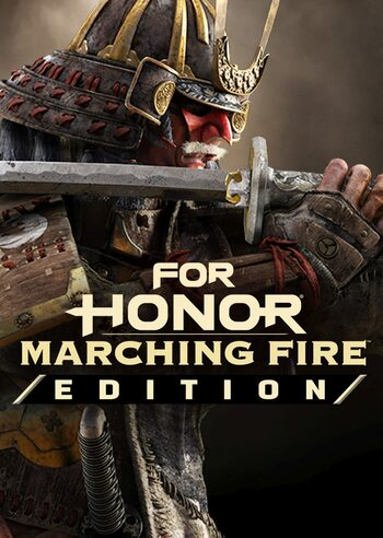 For Honor - Marching Fire Edition Uplay Key EMEA