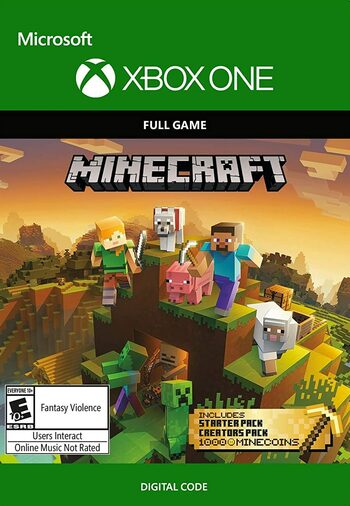 Minecraft Master Collection  (Xbox One) Xbox Live Key GLOBAL