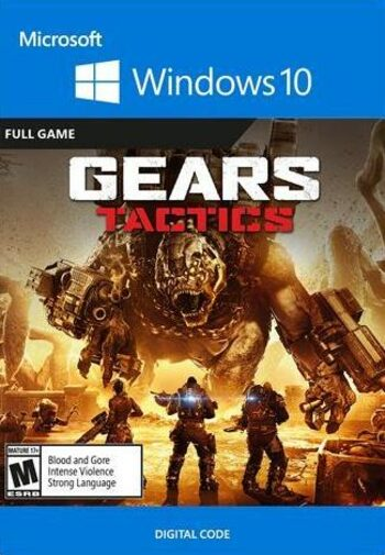 Gears Tactics - Windows 10 Store Key GLOBAL