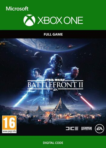 Star Wars: Battlefront II (Xbox One) Xbox Live Key UNITED STATES
