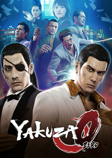 Yakuza 0 Steam Key GLOBAL