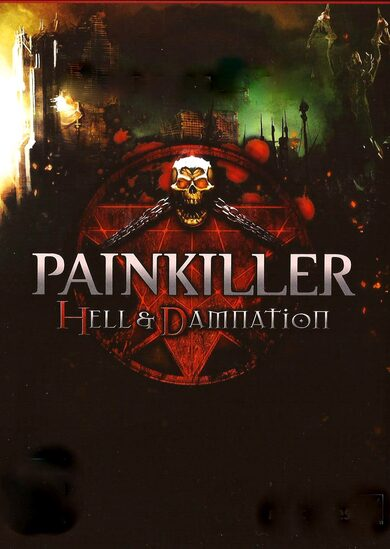 Painkiller Hell and Damnation (DLC) Pack Steam Key GLOBAL