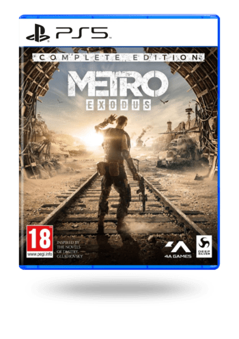Metro Exodus: Complete Edition PlayStation 5