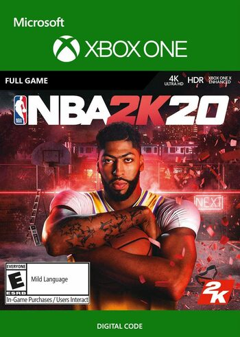 NBA 2K20 (Xbox One)  Xbox Live Key UNITED STATES