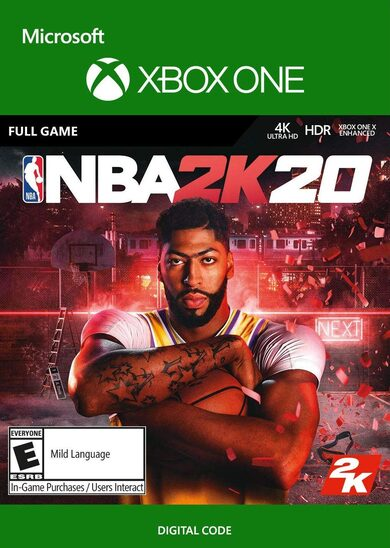 NBA 2K20 (Xbox One)  Xbox Live Key GLOBAL