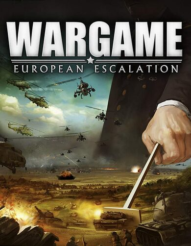 Wargame: European Escalation Steam Key GLOBAL