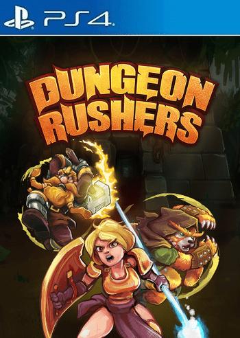 Dungeon Rushers (PS4) PSN Key EUROPE