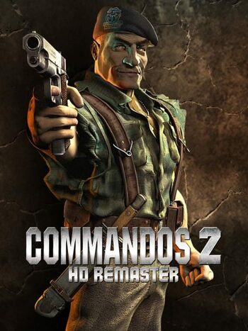 Commandos 2 HD Remaster Steam Key EUROPE