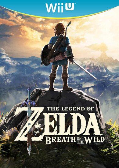 The Legend of Zelda: Breath of the Wild (Wii U) Nintendo eShop Key EUROPE