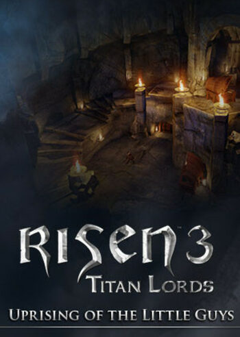 Risen 3 - Uprising of the Little Guys (DLC) Steam Key GLOBAL