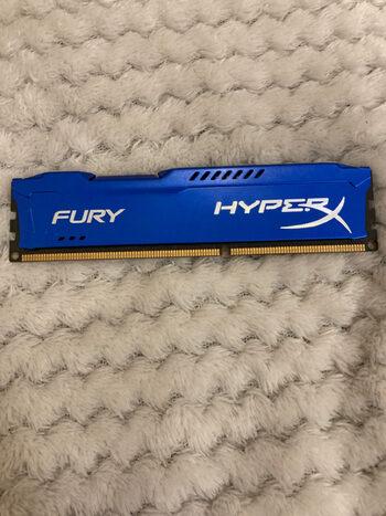 Kingston HyperX FURY 4 GB (1 x 4 GB) DDR3-1600 Black PC RAM