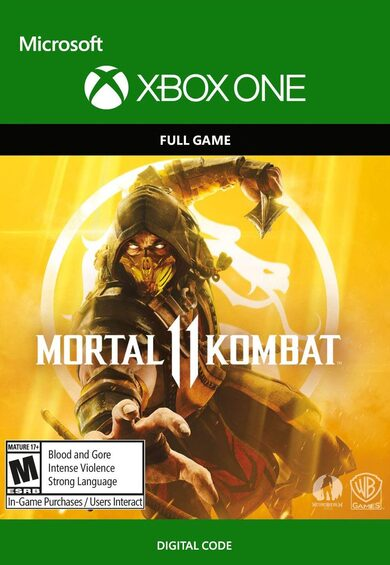 Mortal Kombat 11 (Xbox One) Xbox Live Key GLOBAL