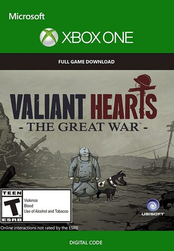 Valiant Hearts: The Great War (Xbox One) Xbox Live Key GLOBAL
