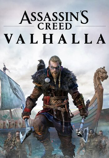 Assassin's Creed Valhalla Uplay Key EUROPE
