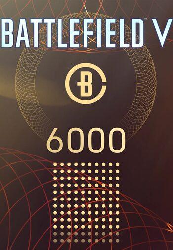Battlefield V - 6000 Battlefield Currency Origin Key GLOBAL