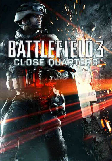 Battlefield 3: Close Quarters (DLC) Origin Key GLOBAL