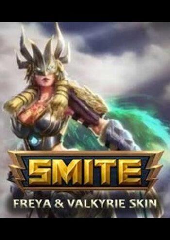 SMITE -   Freya & Valkyrie Skin Key GLOBAL