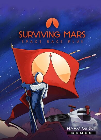 Surviving Mars: Space Race Plus (DLC) Steam Key GLOBAL