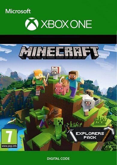 Minecraft: Explorers Pack (DLC) (Xbox One) Xbox One Key GLOBAL