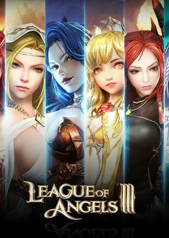 League of Angels III - Ascent Pack Key GLOBAL