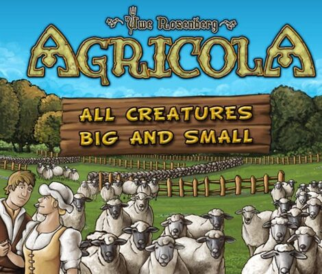 Agricola: All Creatures Big and Small Steam Key GLOBAL