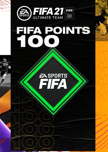 FIFA 21 - 100 FUT Points Origin Klucz GLOBAL