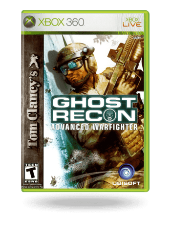 Tom Clancy's Ghost Recon: Advanced Warfighter Xbox 360