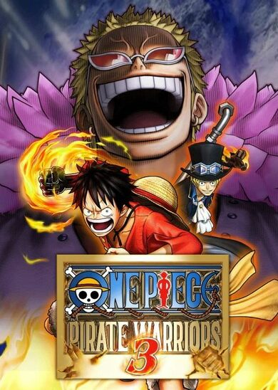 One Piece Pirate Warriors 3 Steam Key GLOBAL