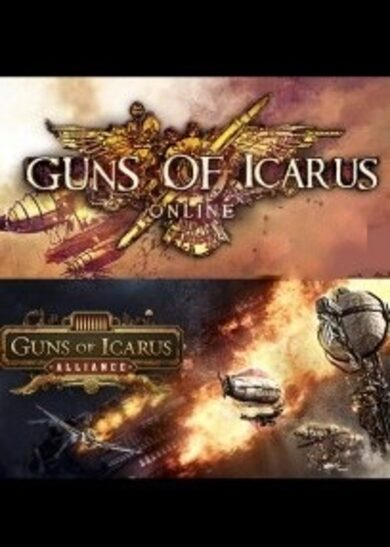 Guns of Icarus Bundle Steam Key GLOBAL
