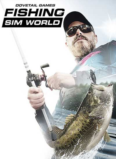 Fishing Sim World Steam Key GLOBAL