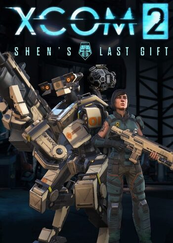 XCOM 2 - Shen's Last Gift (DLC) Steam Key GLOBAL