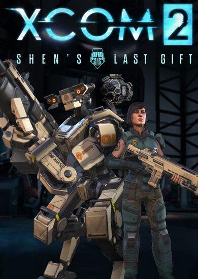 XCOM 2 - Shen's Last Gift (DLC) Steam Key GLOBAL