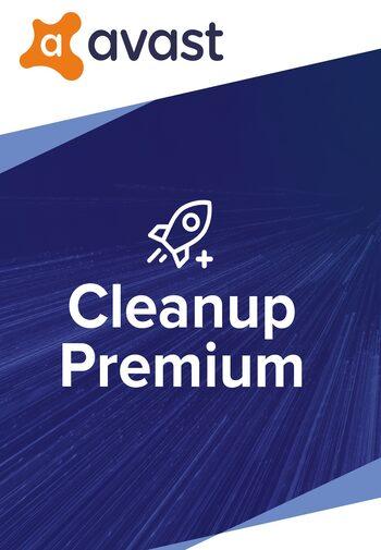 Avast Cleanup PREMIUM 1 PC 1 Year