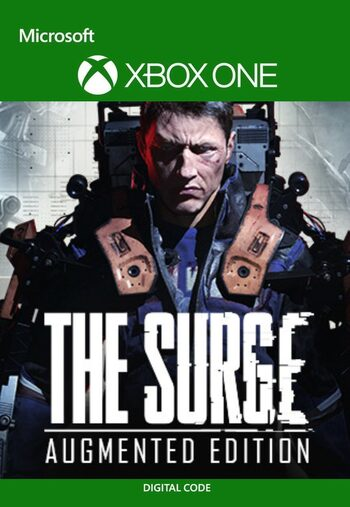 The Surge: Augmented Edition XBOX LIVE Key UNITED STATES