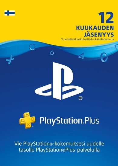 PlayStation Plus Card 365 Days (FIN) PSN Key FINLAND
